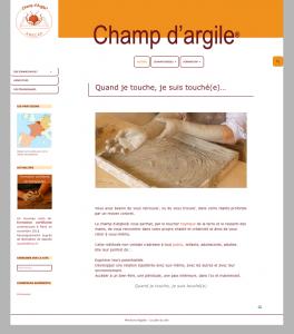 page d'accueil d'adecap.eu